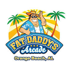 fat daddy's arcade logo