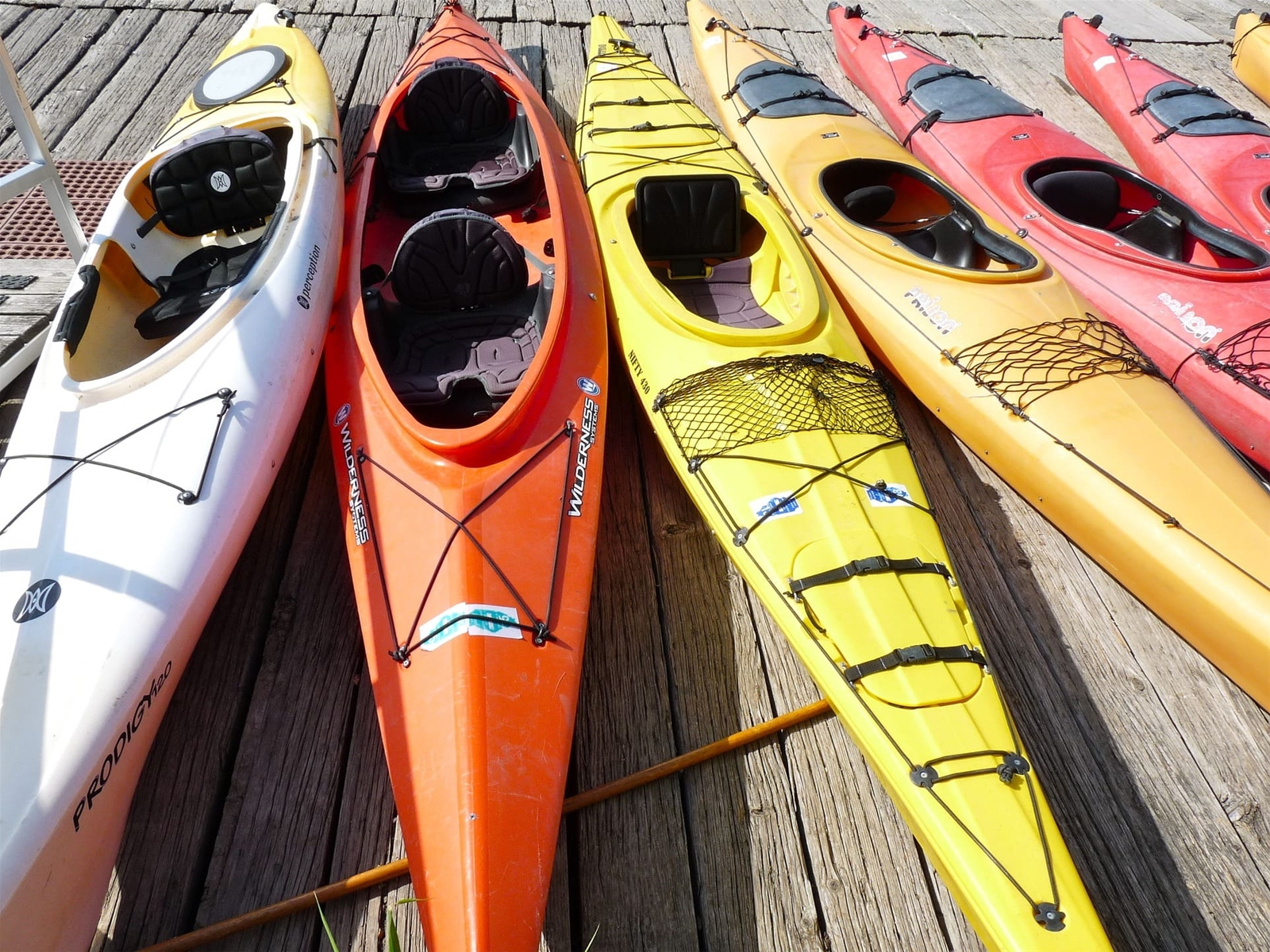 Kayaking in Perdido Key - Perdido Key Acitivites