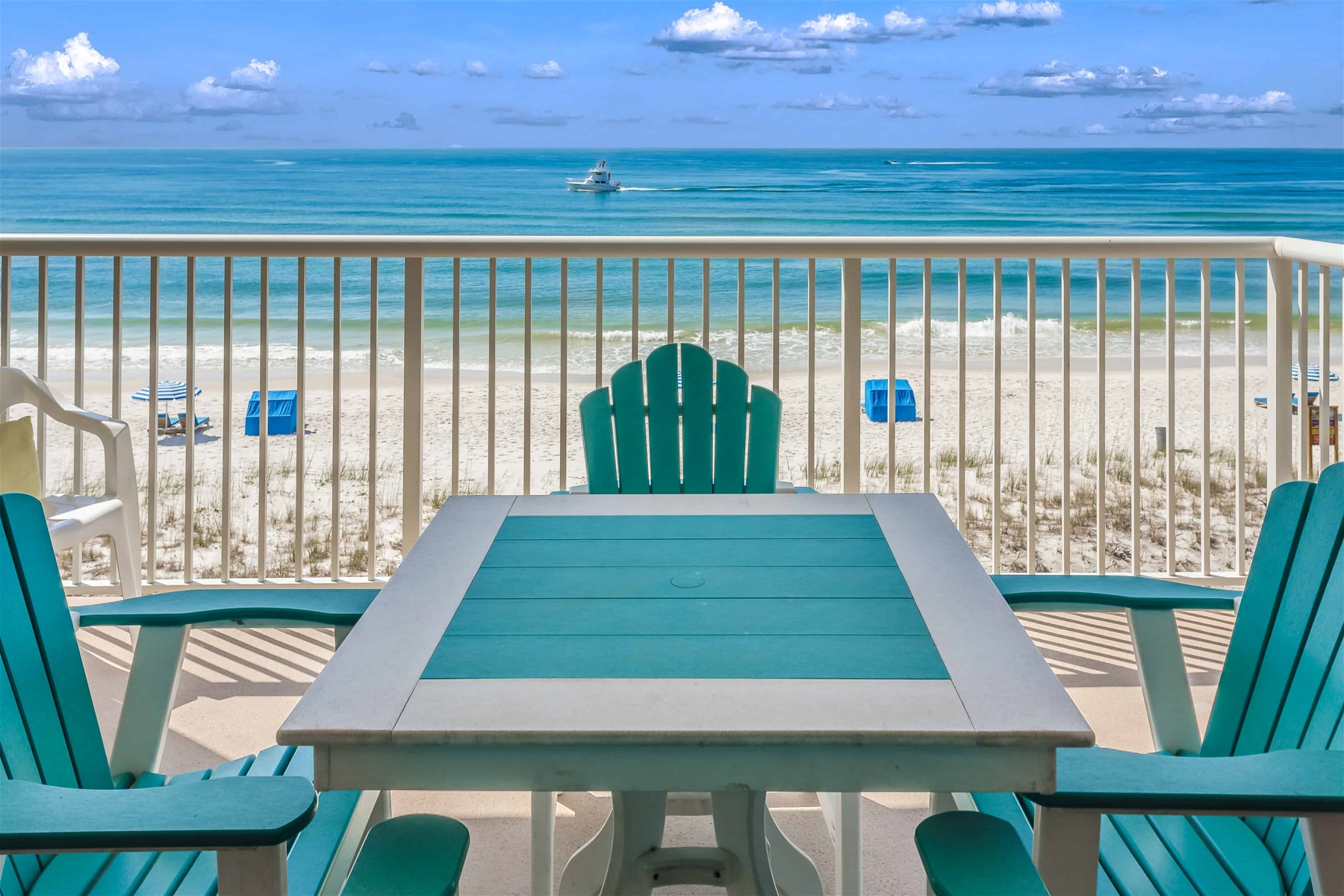 Beautiful private Ocean Drive beach house rental with direct beach access, pool and putting green